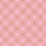 Seamless abstract vintage light pink pattern