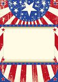 American grunge frame