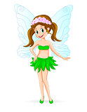 Pretty cute fairy