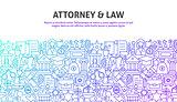 Attorney & Law Concept