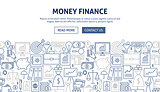 Money Finance Banner Design
