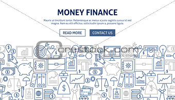 Money Finance Banner Design