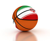 Irani Basketball Team