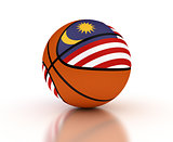 Malaysian Basketball Team