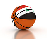 Syrian Basketball Team