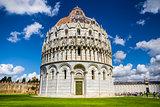 Pisa Baptistery of St. John - Pisa, Italy, Europe