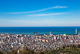 Batumi city view, Georgia