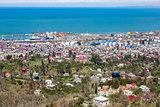 Batumi city view, Georgia