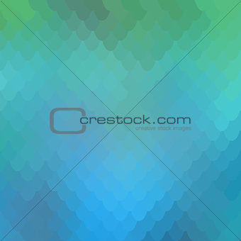 Abstract scale background.Roof tiles background. Color squama texture.