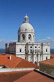 National Pantheon (the Church of Santa Engracia) in Lisbon, Port