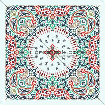 Paisley Bandana print