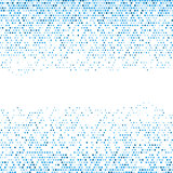 Abstract background with pixelated design