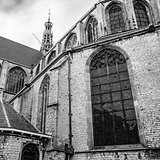 Church in Alkmaar, the Netherlands