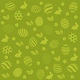 Easter holiday green background for printing on fabric, paper for scrapbooking