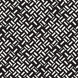 Simple ink geometric pattern. Monochrome black and white strokes background. Hand drawn ink texture for your design
