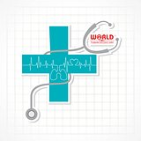 World Tuberculosis Day Vector Illustration
