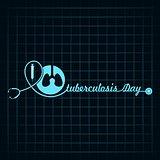 World Tuberculosis Day Vector Illustration