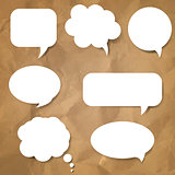 Speech Bubble Set