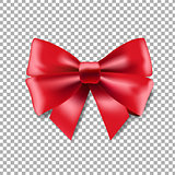Red Ribbon Bow Transparent Background