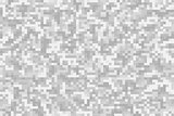 gray pixel camouflage background