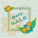 Vector card spring sale