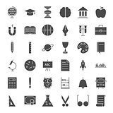 Education Solid Web Icons