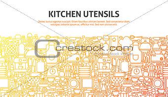 Kitchen Utensils Concept