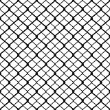 Seamless metal mesh, vector illustration.