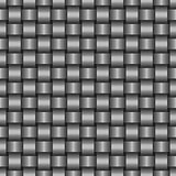 Steel seamless texture, vector illustration.