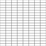 Vector seamless simple pattern - grid background