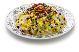 zereshk polo, barberry rice