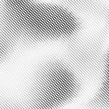 White Halftone Background