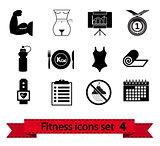 Fitness icon 4