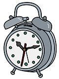 The retro alarm clock