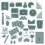Icons Business Vector Collection