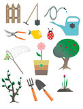 Icons Garden Vector Collection