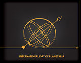 International Day of Planetaria