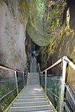 Canyons de la Fou in France