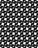 Geometric circle seamless star pattern. Abstract texture for textile.
