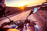 Motorbike travels