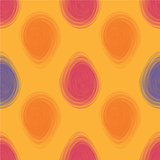 Happy Easter bright seamless pattern. Vector illustration.