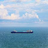 Ro-Ro Cargo Ship