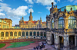 Dresden Germany Zwinger Palace