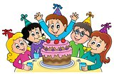 Kids party topic image 1
