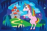 Standing unicorn theme image 5