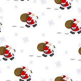Santa Claus Christmas Texture
