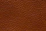 Marvelous brown leather texture.