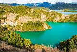 Lake Kremasta, Evrytania region, Greece