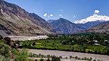 Kunar aka Chitral or Kama river, Khyber Pakhtunkhwa province, Pakistan