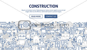 Construction Banner Design